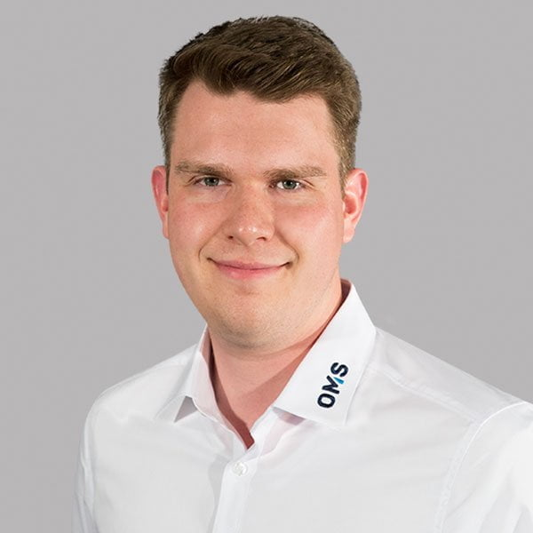 Marc Schnaitmann - Technical & Oopperation Manager - OMS Prüfservice GmbH Hannover