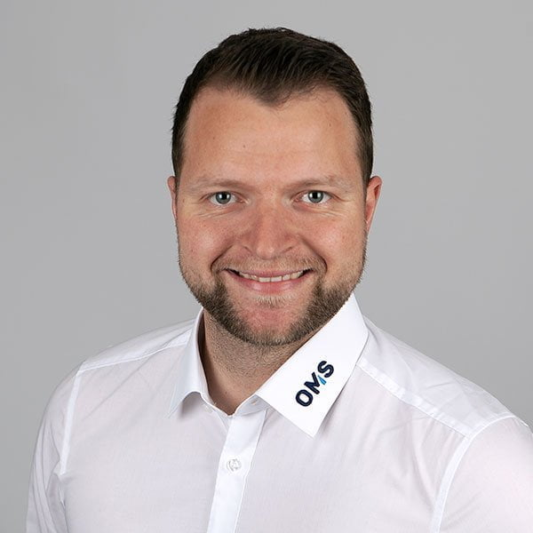 Marcel Dubois - Project Manager - OMS Prüfservice GmbH Ulm
