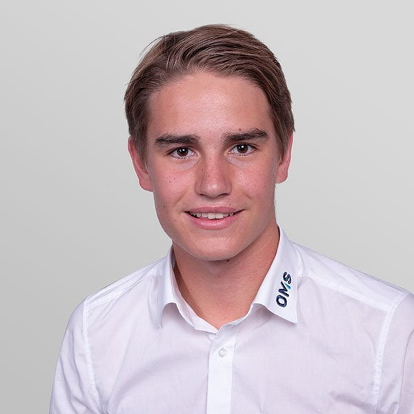Matijn Olthuis - Data Assistant - OMS Prüfservice GmbH Hannover