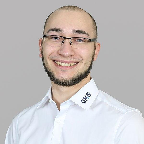 Matthias Radel - Test Engineer - OMS Prüfservice GmbH Stuttgart