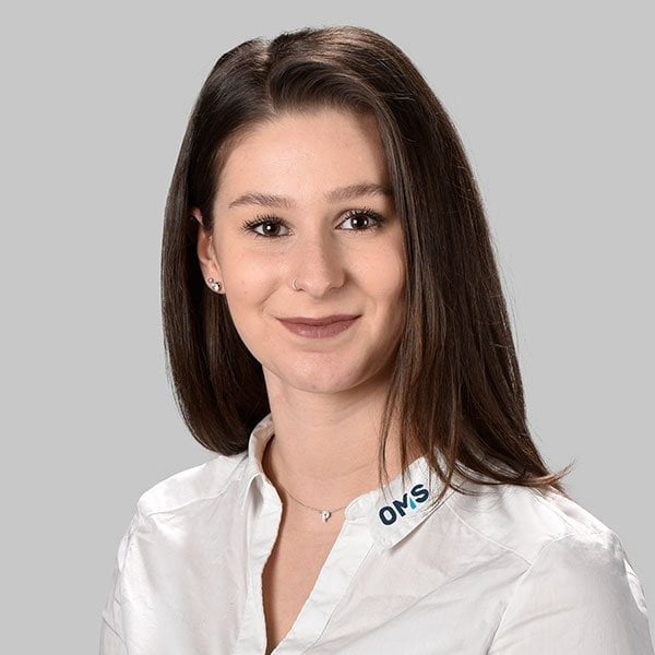 Melanie Fabian - Sales Managerin OMS Prüfservice GmbH Wiesbaden