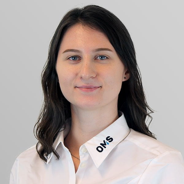 Nathalie Winschu - Project Support Manager - OMS Prüfservice GmbH Hamburg
