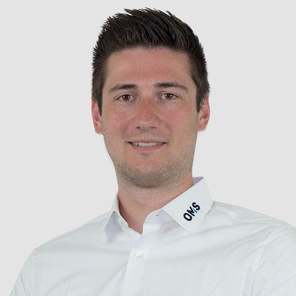 Philip Urban - Sales Manager - OMS Prüfservice GmbH Hamburg