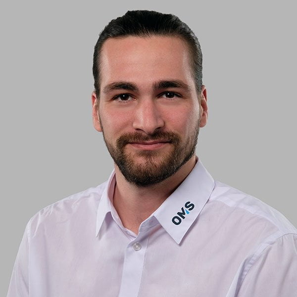 Philipp Marx - Project Manager - OMS Prüfservice GmbH Lorch
