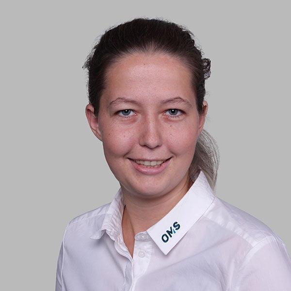 Sarah Lescow - HR Manager - OMS Prüfservice GmbH Hamburg