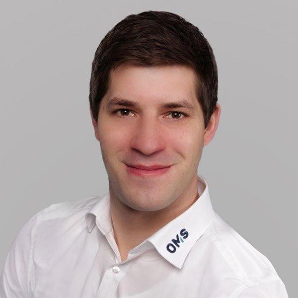 Simon Baur - Senior Technical & Compliance Manager - OMS Prüfservice GmbH Hannover
