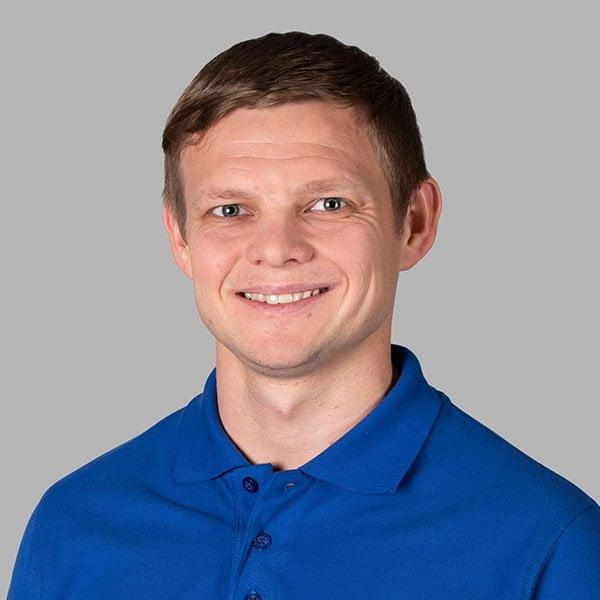 Thomas Gesswein - Team Leader - OMS Prüfservice GmbH Mannheim