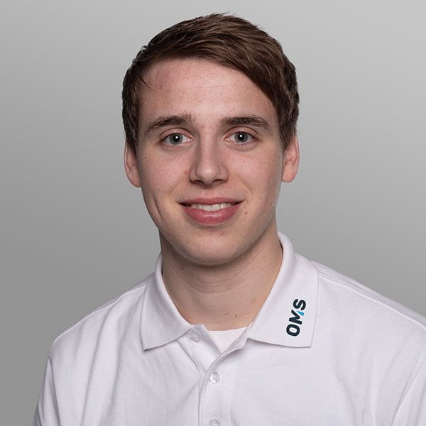 Valentin Weißgerber - Team Leader - OMS Prüfservice GmbH Hannover