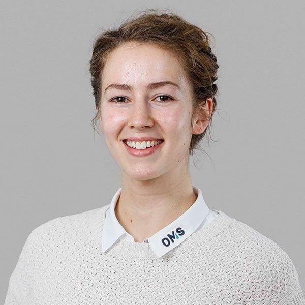 Yvonne Zimmermann - HR Manager - OMS Prüfservice GmbH Dortmund