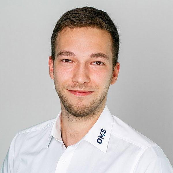 Franz Klett - Test Engineer bei OMS Prüfservice GmbH Stuttgart