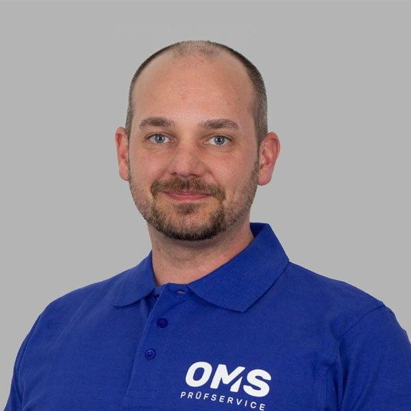 Garvin Koß - Test Engineer OMS Prüfservice GmbH Hamburg