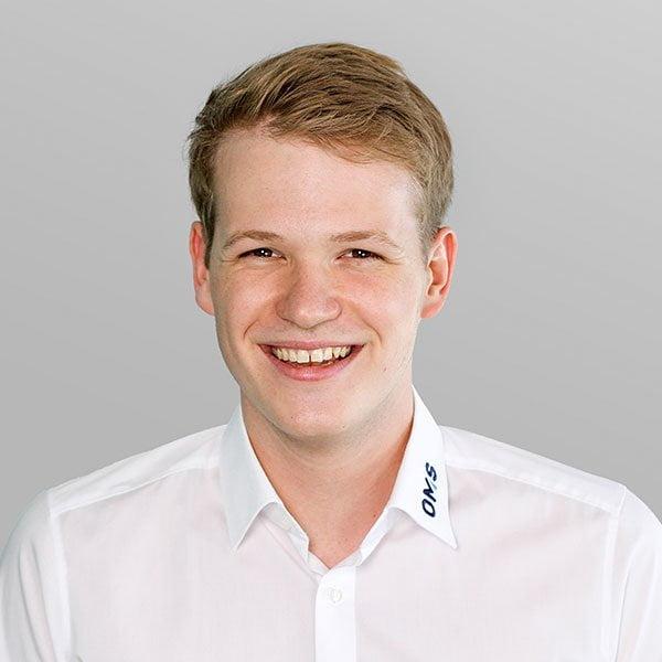 Hilmar Labrenz - Teamleader bei OMS Prüfservice GmbH Stuttgart