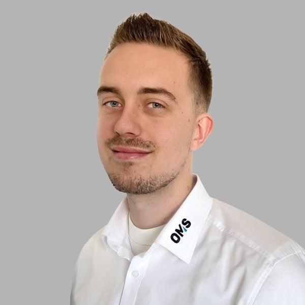 Joshua Vogt - Sales Manager OMS Prüfservice GmbH Fulda