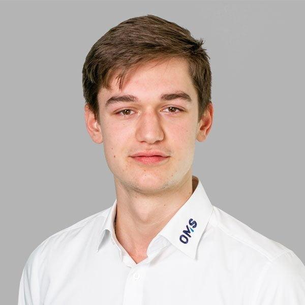 Lars Trautwein - PAT Engineer bei OMS Prüfservice GmbH