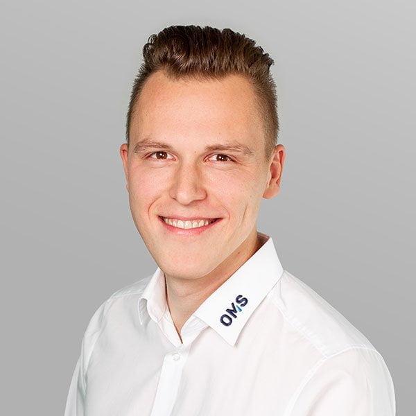 Lorenz Kuhl - Test Technican bei OMS Prüfservice GmbH Stuttgart
