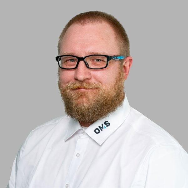 Matthias Zöfelt - Teamleader OMS Prüfservice GmbH Stuttgart