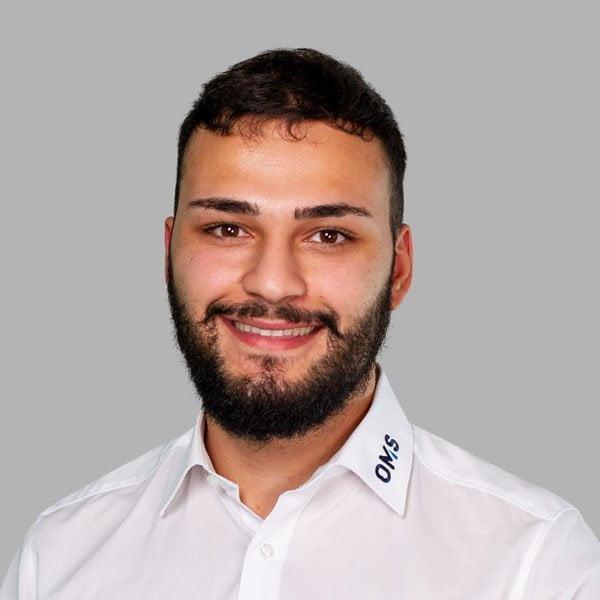 Nebi Yasin Tiknas - PAT Enginerr bei OMS Prüfservice GmbH