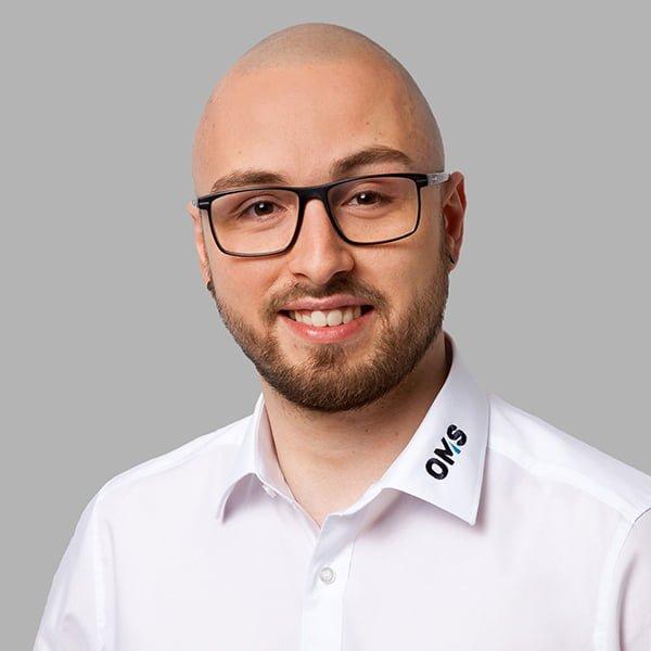 Alexander Weissgerber - Sales Manager OMS Prüfservice GmbH Pforzheim