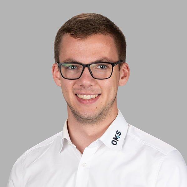 Sven Müller - HR Manager - OMS Prüfservice GmbH Mannheim
