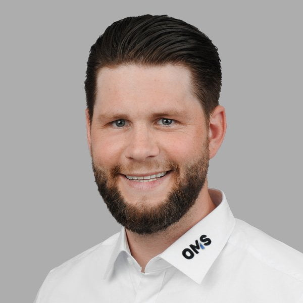 Christian Schumacher - Sales Manager bei OMS Prüfservice Köln