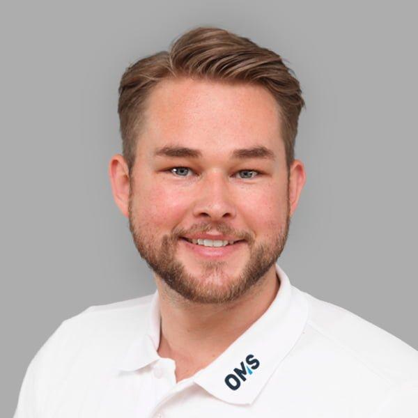 Dennis Schachtebeck - Sales Manager bei OMS Prüfservice Dortmund