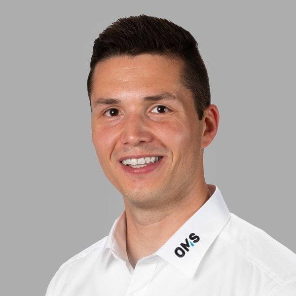 Patrick Dölp - Sales Manager bei OMS Prüfservice GmbH in Wiesbaden