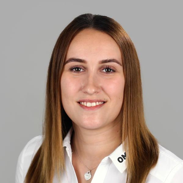 Marie Benzinger - Sales Managerin bei OMS Prüfservice GmbH Blaubeuren