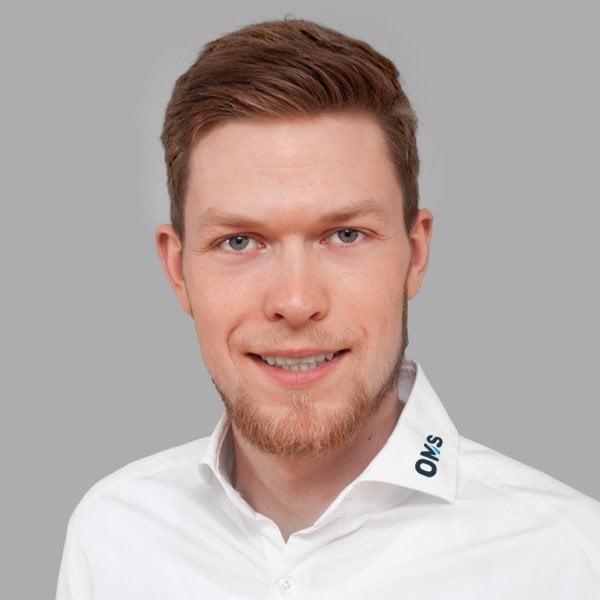 Nico Pieper - EVS Planer bei OMS Prüfservice GmbH Dortmund