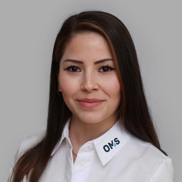 Selina Köy - Sales Managerin bei OMS Prüfservice GmbH Dortmund