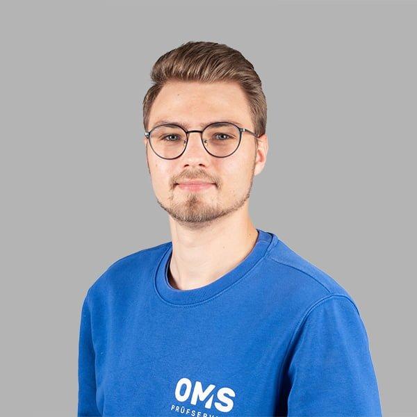 Eric Andre - Test Engineer bei OMS Prüfservice GmbH in Saarbrücken