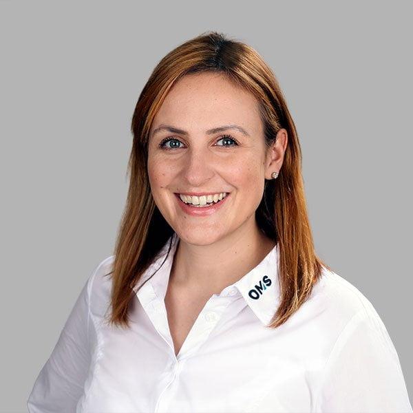 Natalie Schaufler - Sales Manager bei OMS Prüfservice GmbH in Ulm