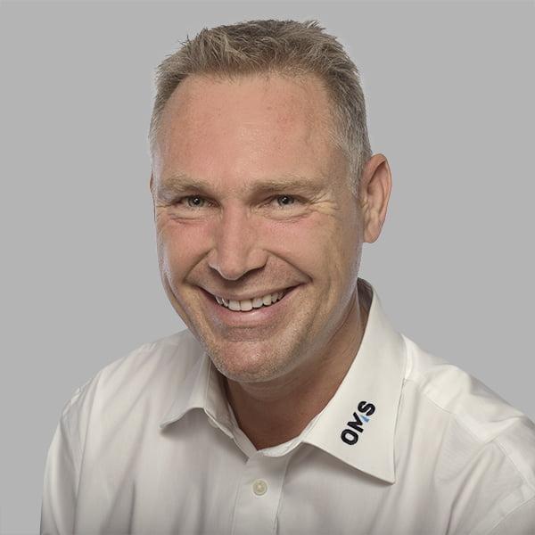 Thorsten Spare - Sales Manager bei OMS Prüfservice GmbH in Köln